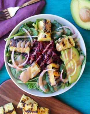 hawaiian-bbq-salad